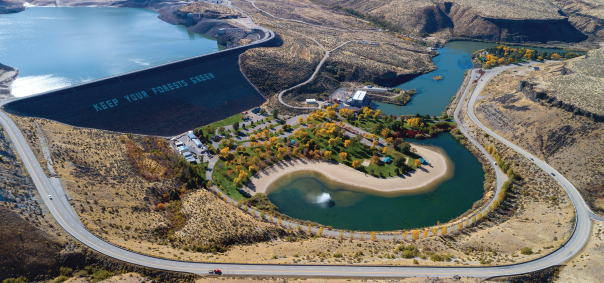 Lake Recreation in Idaho